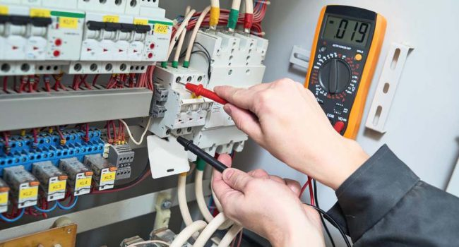 electrician wirral