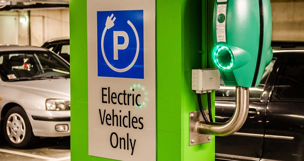 ev charger liverpool
