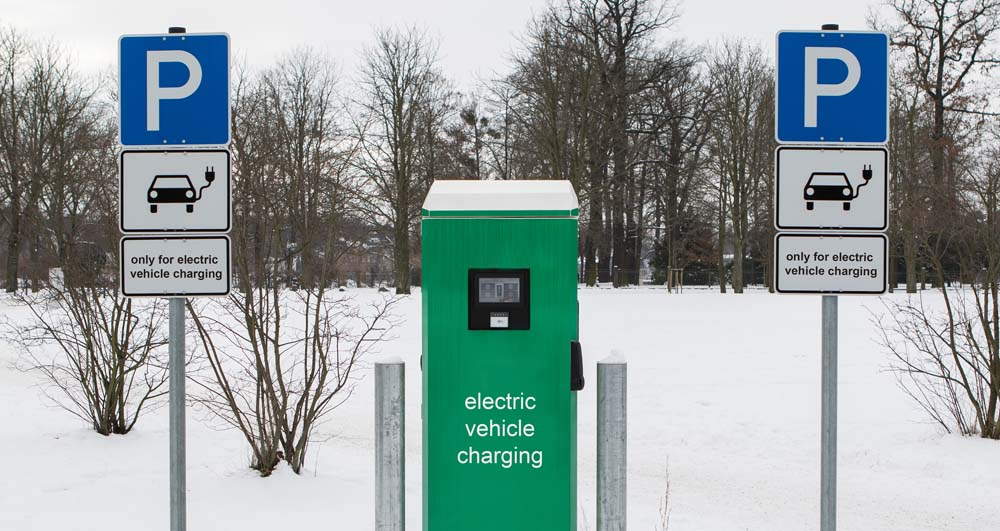 ev charger manchester