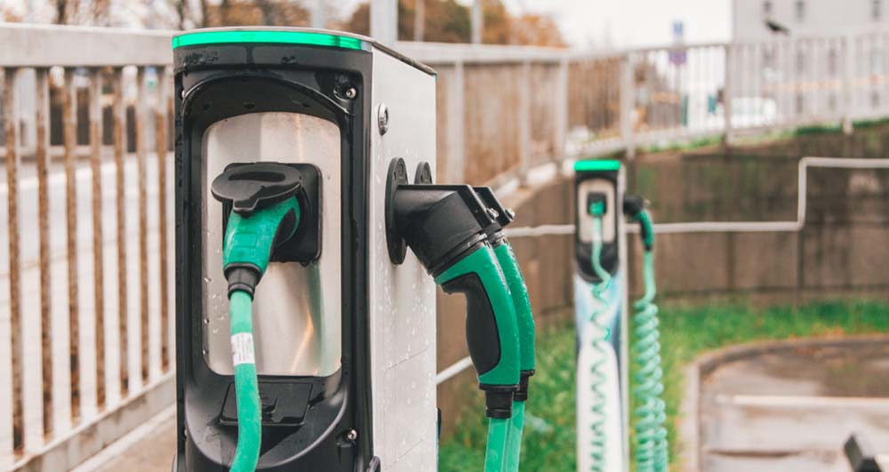ev charger installation london