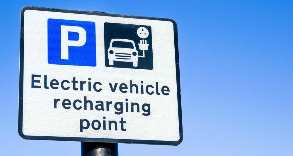 ev charge point installer