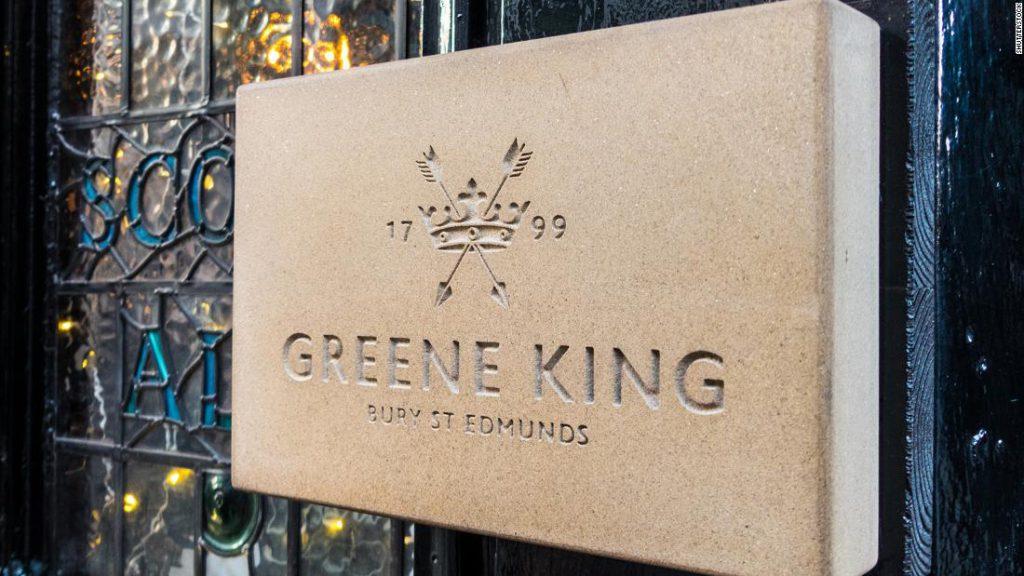 greene king ev charge points