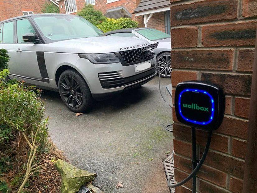 wallbox ev charger